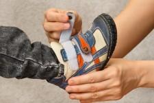 Footwear for children - Caring for Kids