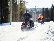 Snowmobiles: Safety tips for families - Caring for Kids